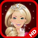 Gorgeous Princess Dressup mobile app icon