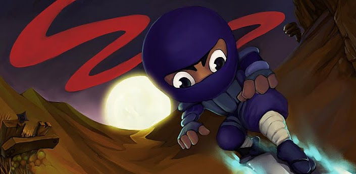 Moon Chaser играйте за ниндзя