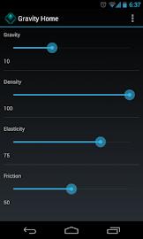 Gravity Home Screenshot 7