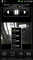 Screenshot of OpenEye MDVR HD