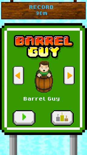 Barrel Guy - Free