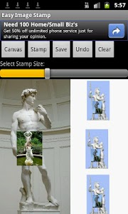 Easy Image Stamp screenshot 0