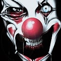 Dark Clown Joker By Red Nose logo