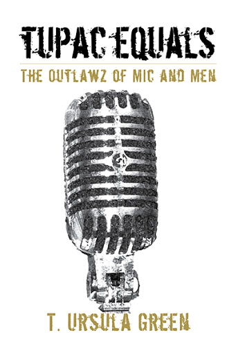 Tupac Equals The Outlawz of Mic And Men cover