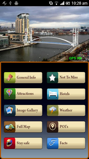 Manchester Offline Map Guide