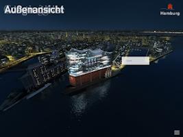 Screenshot of Elbphilharmonie Hamburg 3D