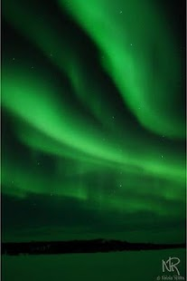 Weather : Aurora borealis - screenshot thumbnail