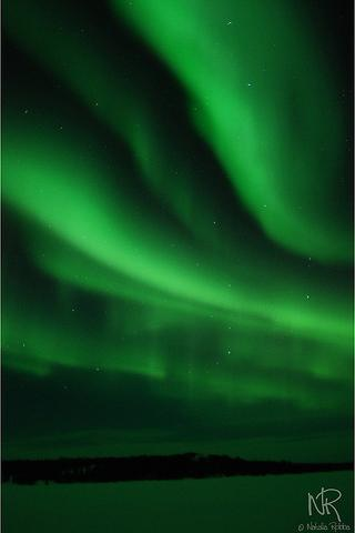 Weather : Aurora borealis - screenshot