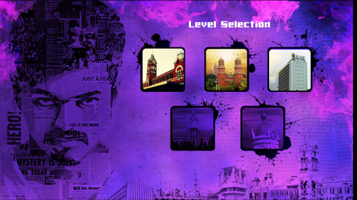 Kaththi 2D Game
