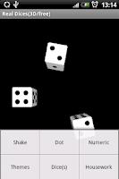 Screenshot of Real Dice