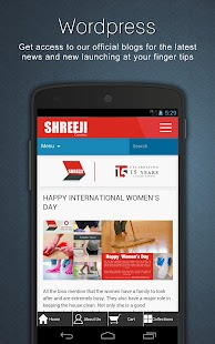 Shreeji Ceramic - Tile Store- screenshot thumbnail
