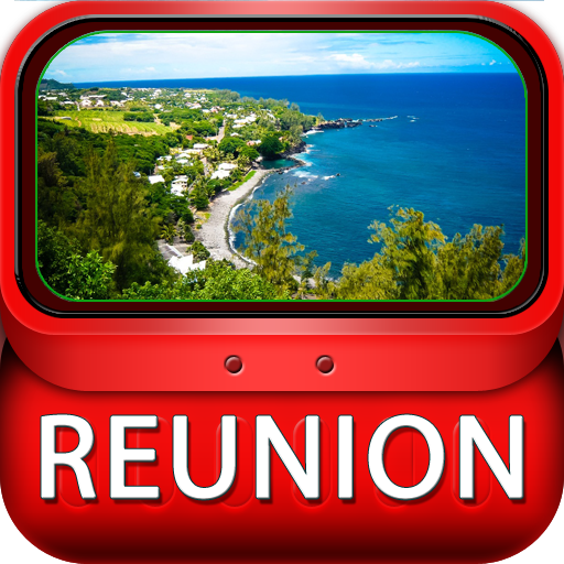 Reunion Offline Travel Guide LOGO-APP點子