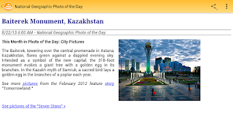 Screenshot of Easy RSS Reader