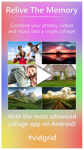 VidGrid - Video Photo Collages