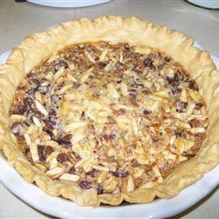 Pecan Chocolate Chip Pie