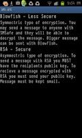 Screenshot of SMSafe
