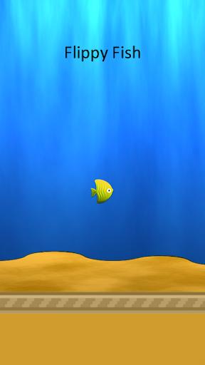 Flippy fish