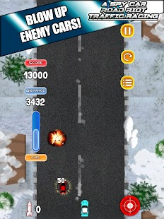 Spy Car Road Riot Traffic Race- screenshot thumbnail