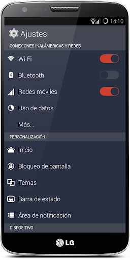 Barcelona theme for CM11 v1.9.7