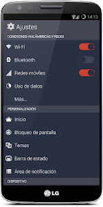 Barcelona theme for CM11 v1.9.9