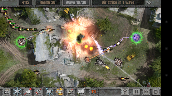 Defense Zone 2 HD Screenshot 1