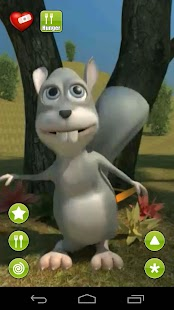 Talking Squirrel- screenshot thumbnail