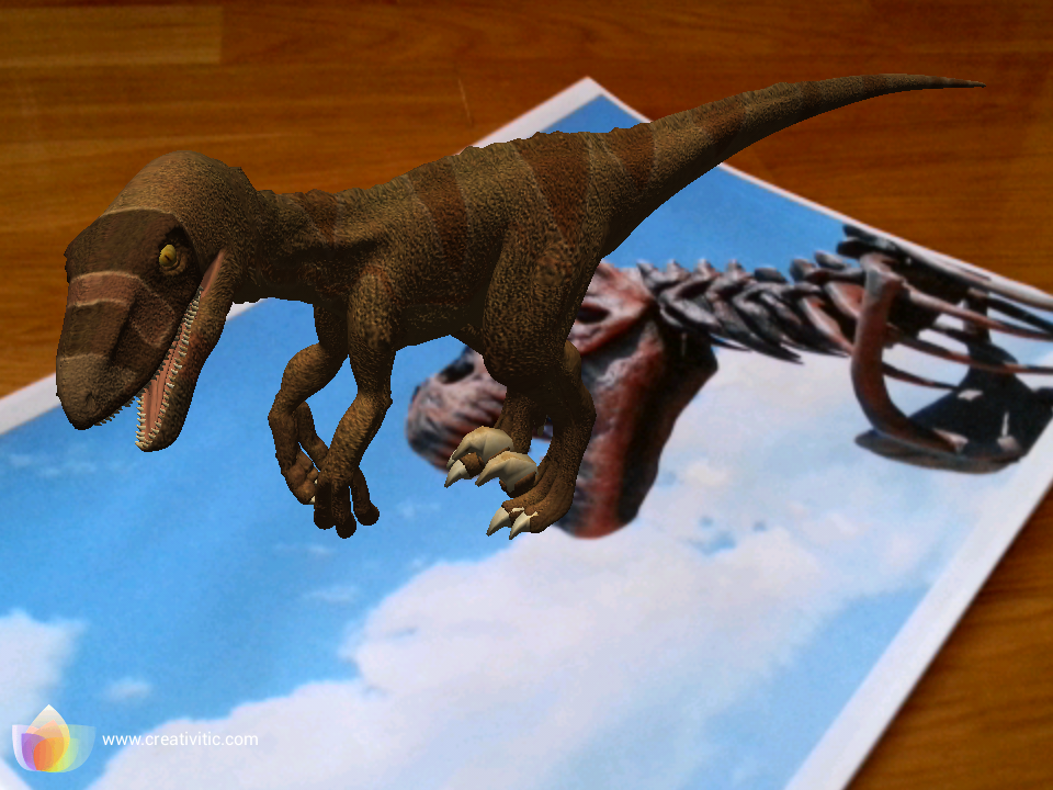 Augmented Reality EdTech Tryit- screenshot