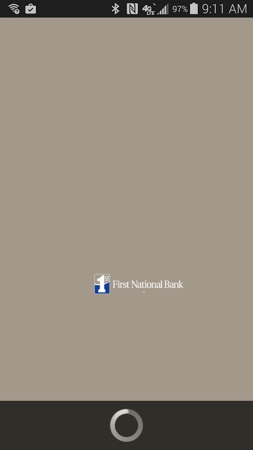 FNB of Talladega - screenshot