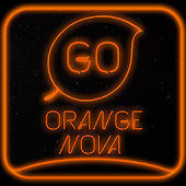 Orange Nova Go Keyboard