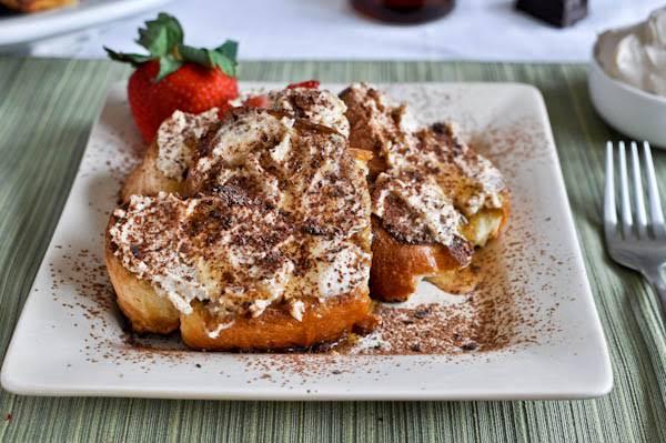 Tiramisu French Toast Recipe
