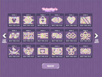 Valentine's Mahjong Tiles APK screenshot thumbnail 10