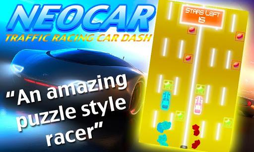 NEOCAR Traffic Racing Car Dash