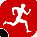 Jogger - running log icon