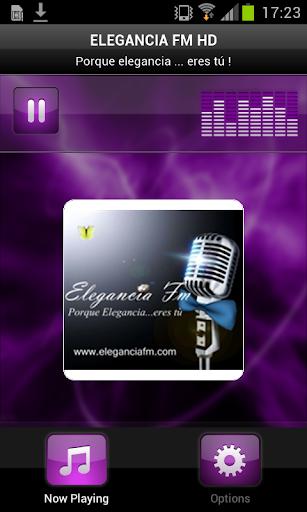 ELEGANCIA FM HD