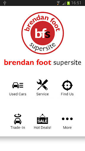 玩商業App|Brendan Foot Supersite免費|APP試玩