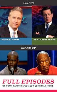 Comedy Central Screenshot 26