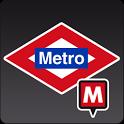 Madrid Metro AR icon