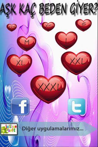 Aşk Kaç Beden Giyer