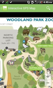 Woodland Park Zoo - screenshot thumbnail