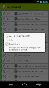 Event Logger- screenshot thumbnail