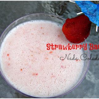 Strawberry Banana Nada Colada