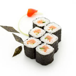 Quick and Easy Sushi Rolls.