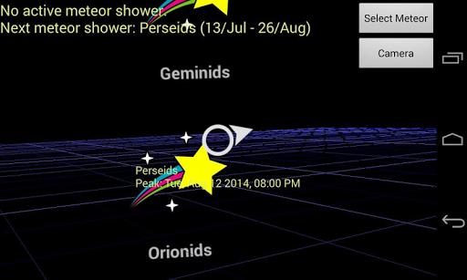 免費下載工具APP|Meteor Shower Navigator app開箱文|APP開箱王