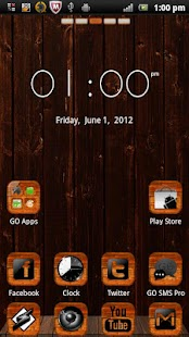 Free GO Locker Theme Android Themes - Mobiles24