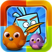 Cute Bird Memory Game For Kids