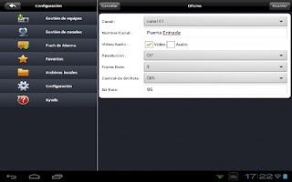 Screenshot of Pegaso HD