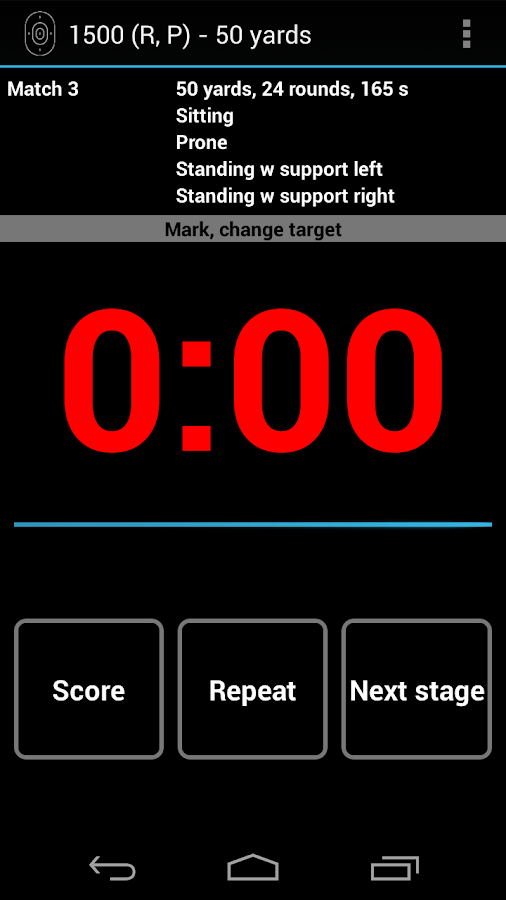 PPC Timer - screenshot