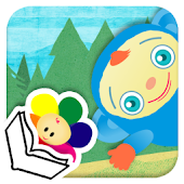 Peekaboo Goes Camping Book icon