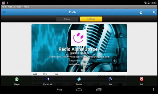 【免費音樂App】Radio Alpha Gospel 1.2-APP點子