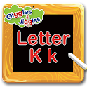 Letter K for LKG Kids Practice